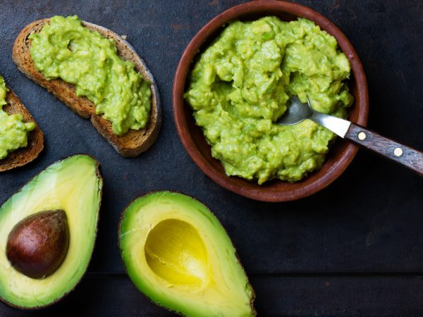 Why should you eat half an avocado a day?