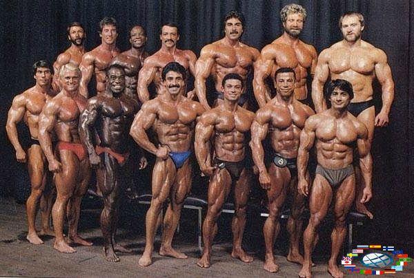 Top 10 the best bodybuilders in history.