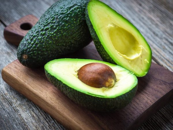Homemade guacamole and other recipes with avocado