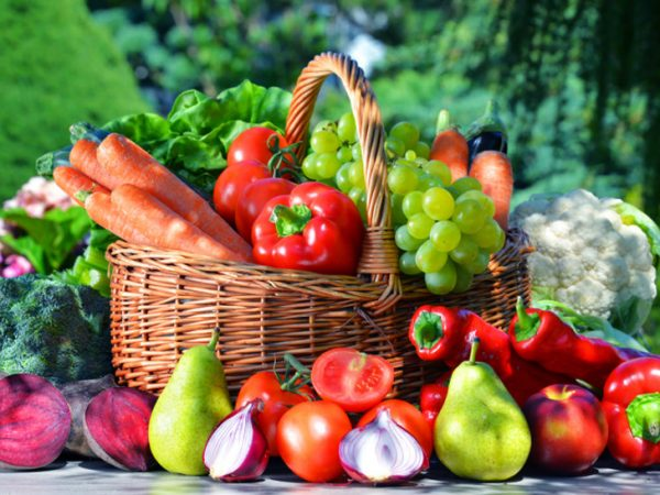 Do you know what are the fruits and vegetables in season?